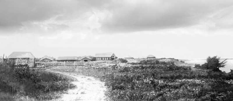 Загородный архиерейский дом на берегу Зеи