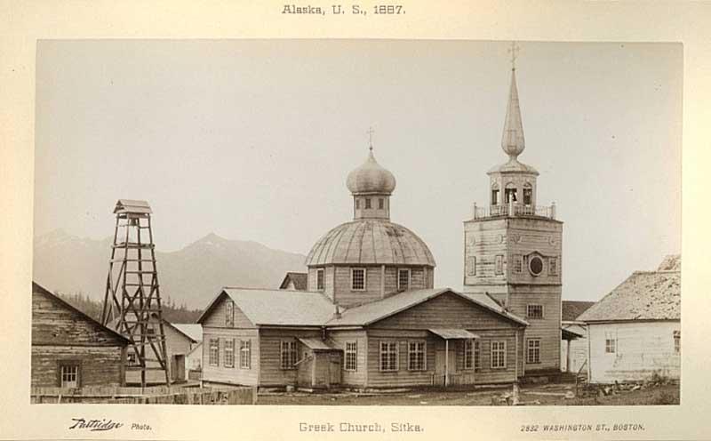 Михаило-Архангельский собор на о. Ситка