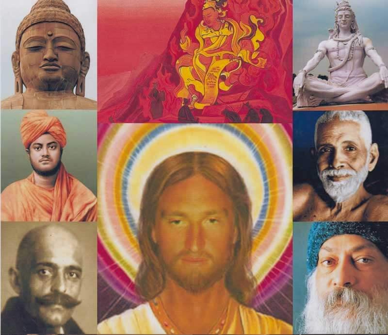 Калки в образе Христа