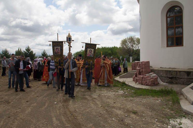 Престольный праздник Константино-Еленинского храма с. Константиновка