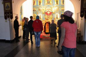 Эскурсия в кафедральный собор г. Благовещенска для глухих